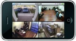 CCTV mobileviewing