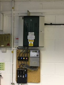 Inspectrixx UK 3 phase installation