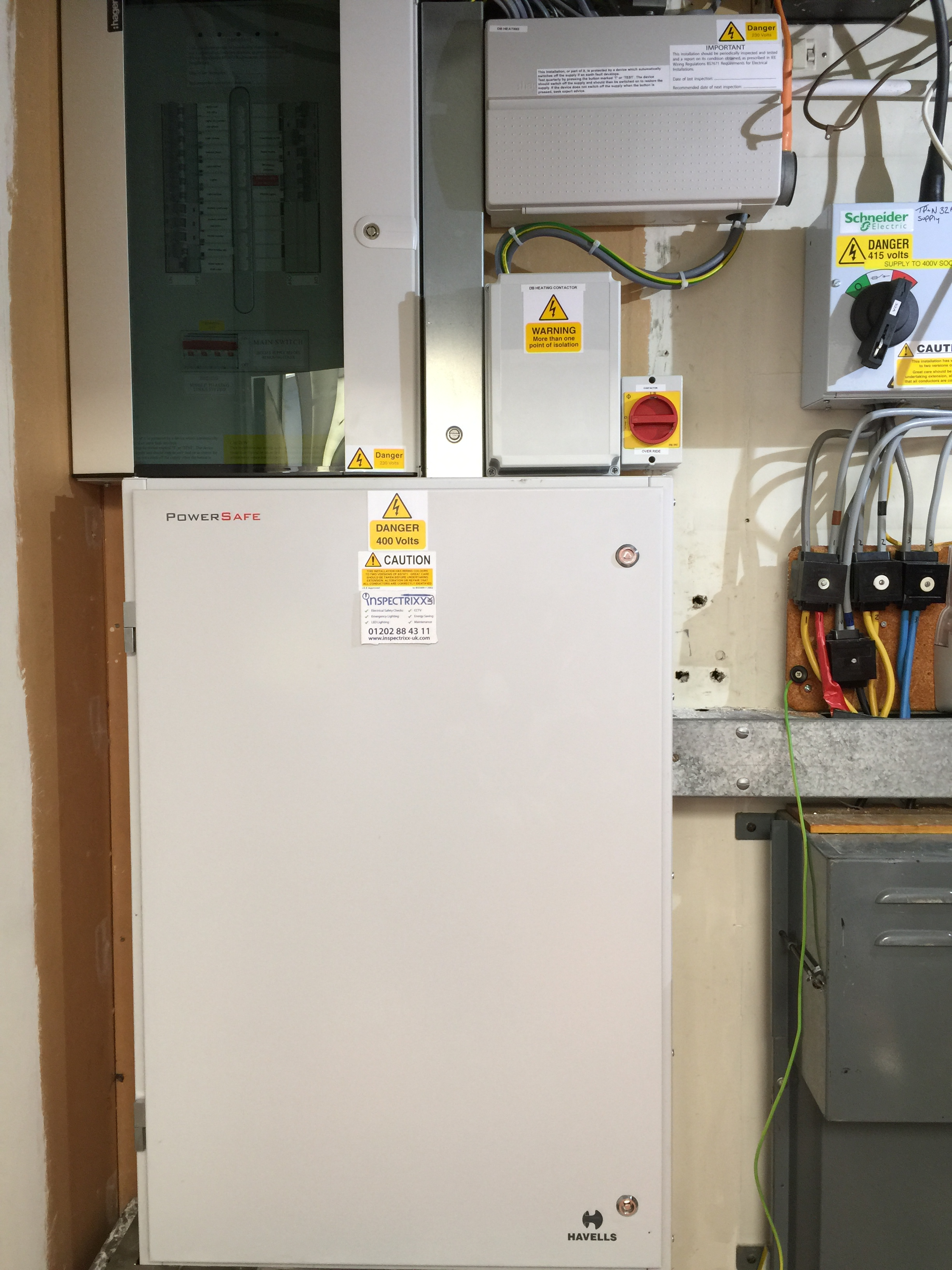 Electrical Installation: Replacement Main Panel and